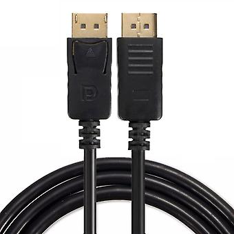 DisplayPort Cable Gold plating 1.8 m