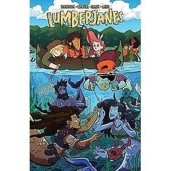 Lumberjanes - Band grupp - Vol. 5 av Shannon Watters - Noelle Steven