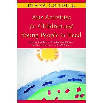 Activités artistiques pour enfants et jeunes gens dans le besoin - aidant met