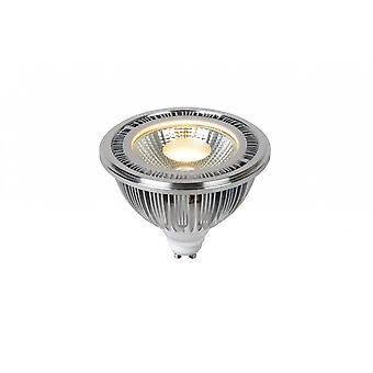 Lucide LED Bulb Modern Reflector Metal White LED Bulb