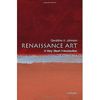 Renesansowej sztuki: bardzo krótkie wprowadzenie (bardzo krótkie wprowadzenie)