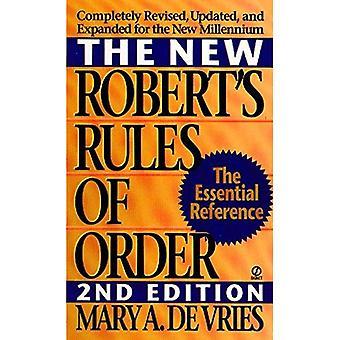 Neue Roberts Regeln der Ordnung, die