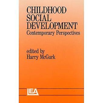 Sociale ontwikkeling van de jeugd