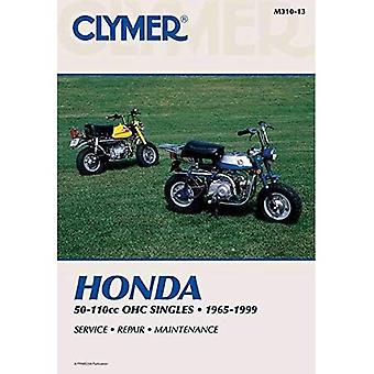 Honda OHC 50-110 1965-99