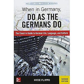 Als in Duitsland, doen wat de Duitsers doen, 2e editie