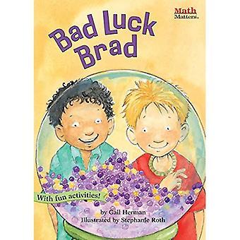 Bad Luck Brad (Math Matters (Kane Press Paperback))
