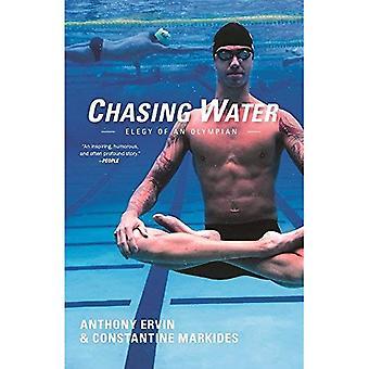 Água perseguindo: Elegia de um atleta olímpico
