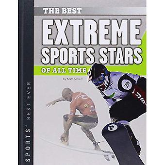 Bästa Extreme Sport stjärnor genom tiderna (Sports bästa någonsin)