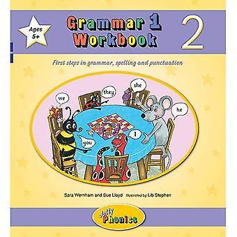 Grammar 1 Workbook 2 (Jolly Phonics)