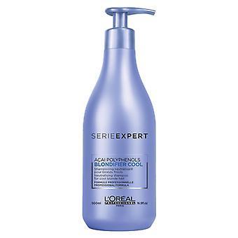 LOreal Serie Expert Blondifier Cool Shampoo 500ml