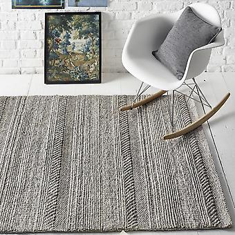Chunky Knit Rugs In Natural