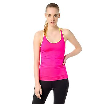 Jerf- Womens-cali- Pink - Active Tank