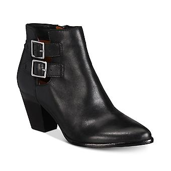Frye Womens Jennifer Leather Pointed Toe Ankle Fashion Boots