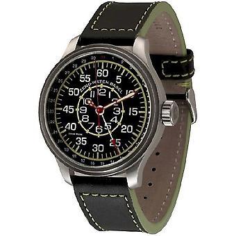 Zeno-horloge mens kijken OS pilot waarnemer aanwijzer datum 8554ZOB-a18
