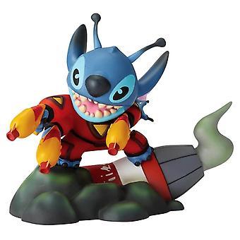 Figurine en vinyle Disney grand Jester Stitch
