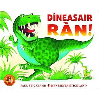 Dineasair Ran! by Paul Stickland - 9780861524266 Book