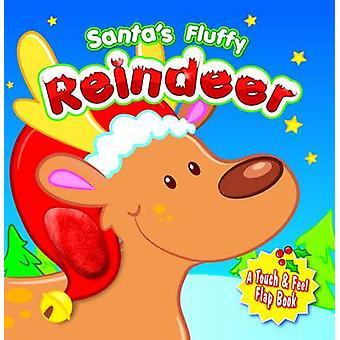 Santa's Fluffy Reindeer - 9789461515841 Book