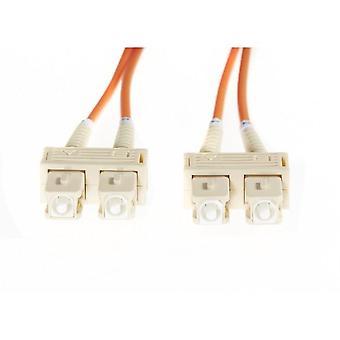 Sc-Sc Om1 Multimode Fibre Optic Cable