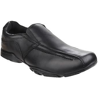 Hush pennut pojat räätälöidyt Senior H33605000 kiillotettu nahka koulu kengät