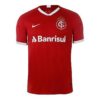 2019-2020 SC Internacional Home Nike Football Shirt
