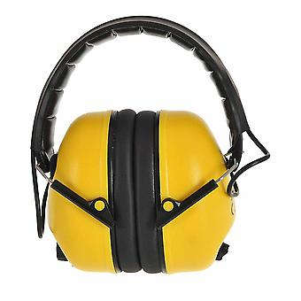 Portwest - Electronic Ear Muff Yellow Regular