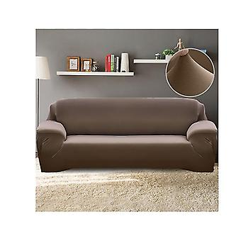 Easy Fit Stretch 3 Seater Couch Sofa Slipcover