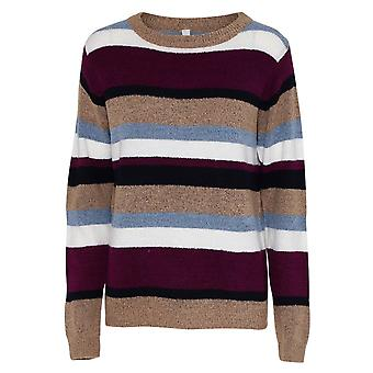 SOYACONCEPT Soyaconcept Multi Coloured Stripe Sweater 32741