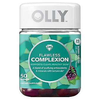 Olly Flawless Complexion Gummies