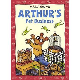 Arthur's Pet Business by Marc Tolon Brown - McIntyre - 9780785711490