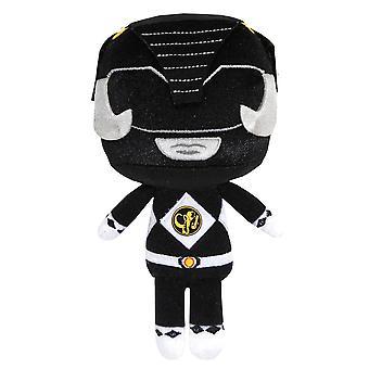 Power Rangers Black Ranger Hero Plush