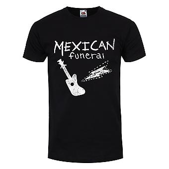 Grindstore Mens Mexican Funeral T-Shirt