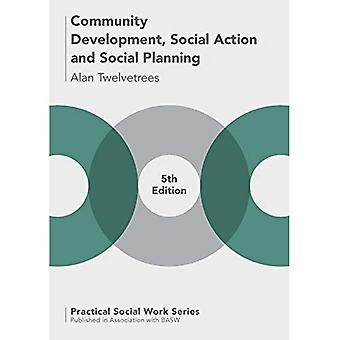 Gemeindeentwicklung, Soziale Maßnahmen und Sozialplanung (Praktische Reihe sozialer Arbeit)
