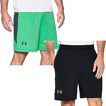 Under Armour UA Mens Raid International Gym Sports Fitness Training Shorts