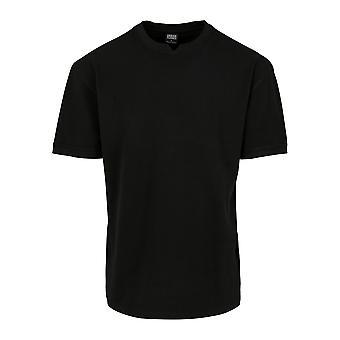 לגברים עירוניים קלאסיים של חולצת טי בגד לצבוע גודל יתר
