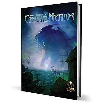 Sandy Petersen's Cthulhu Mythos for 5 Edition - Gaming Book