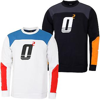 Oakley Mens Oakley Racing Team Crewneck Sweatshirt