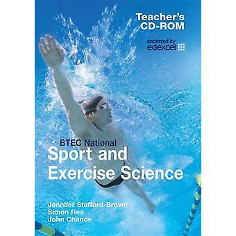 BTEC National sport and Exercise Science van Jennifer StaffordBrown