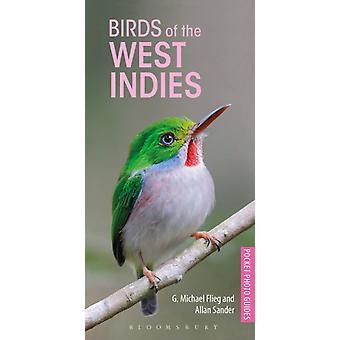 Vogels van de West-Indië door G Michael Flieg