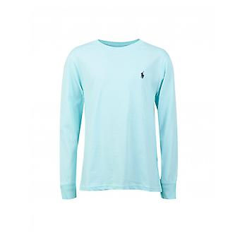 Polo Ralph Lauren Childrenswear Long Sleeved Classic Crew Neck T-shirt