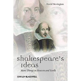 Shakespeares Ideen (Blackwell Geistesgrößen) (Blackwell Geistesgrößen)