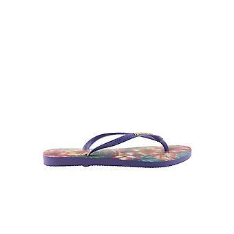 Havaianas Slim Hibisco 41415900719 universal summer women shoes
