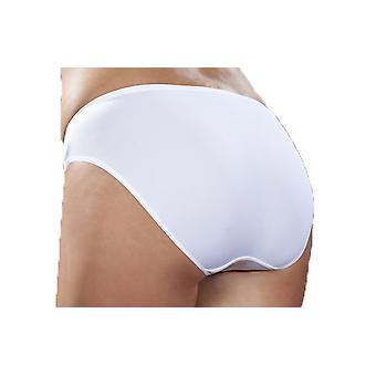 Ladies Microfibre No Visible Panty Line High Leg Stretch Brief pants knicker 3pk
