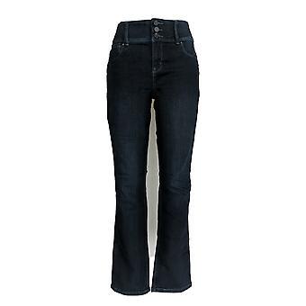Laurie Felt Women's Jeans Regular Curve Silky Straight Leg Blue A343604