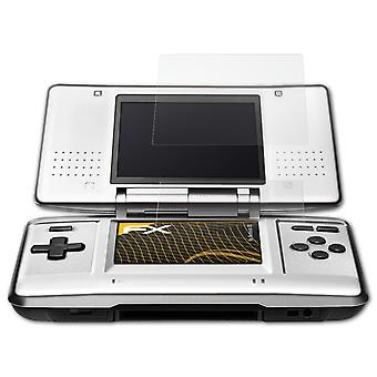 atFoliX Glass Protector compatible with Nintendo DS Glass Protective Film 9H Hybrid-Glass