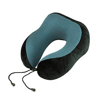 Travel Neck Pillow with comfort Memory Foam ergonomic support cushion
