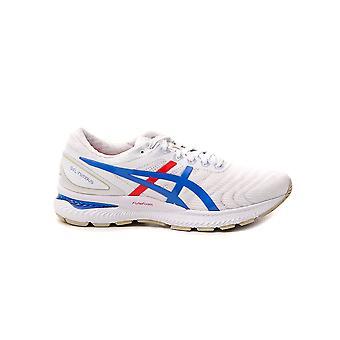 Asics 1011a780100 Men's White Nylon Sneakers