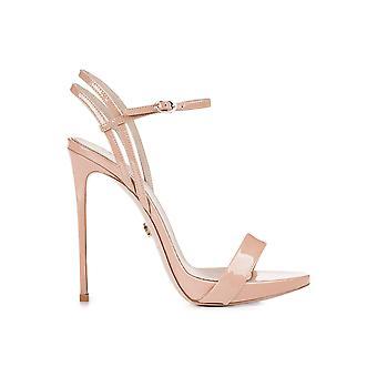 Le Silla 8603m100r1ppkab152 Femmes-apos;s Sandales en cuir verni rose
