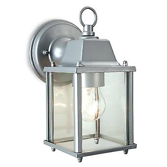 Firstlight Jaded traditionell Silver Coach Outdoor Garden Lantern