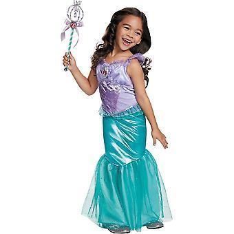 Ariel Deluxe Çocuk Kostümü