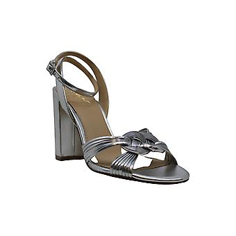 BADGLEY MISCHKA Womens Krystal Open Toe Casual Mule Sandals